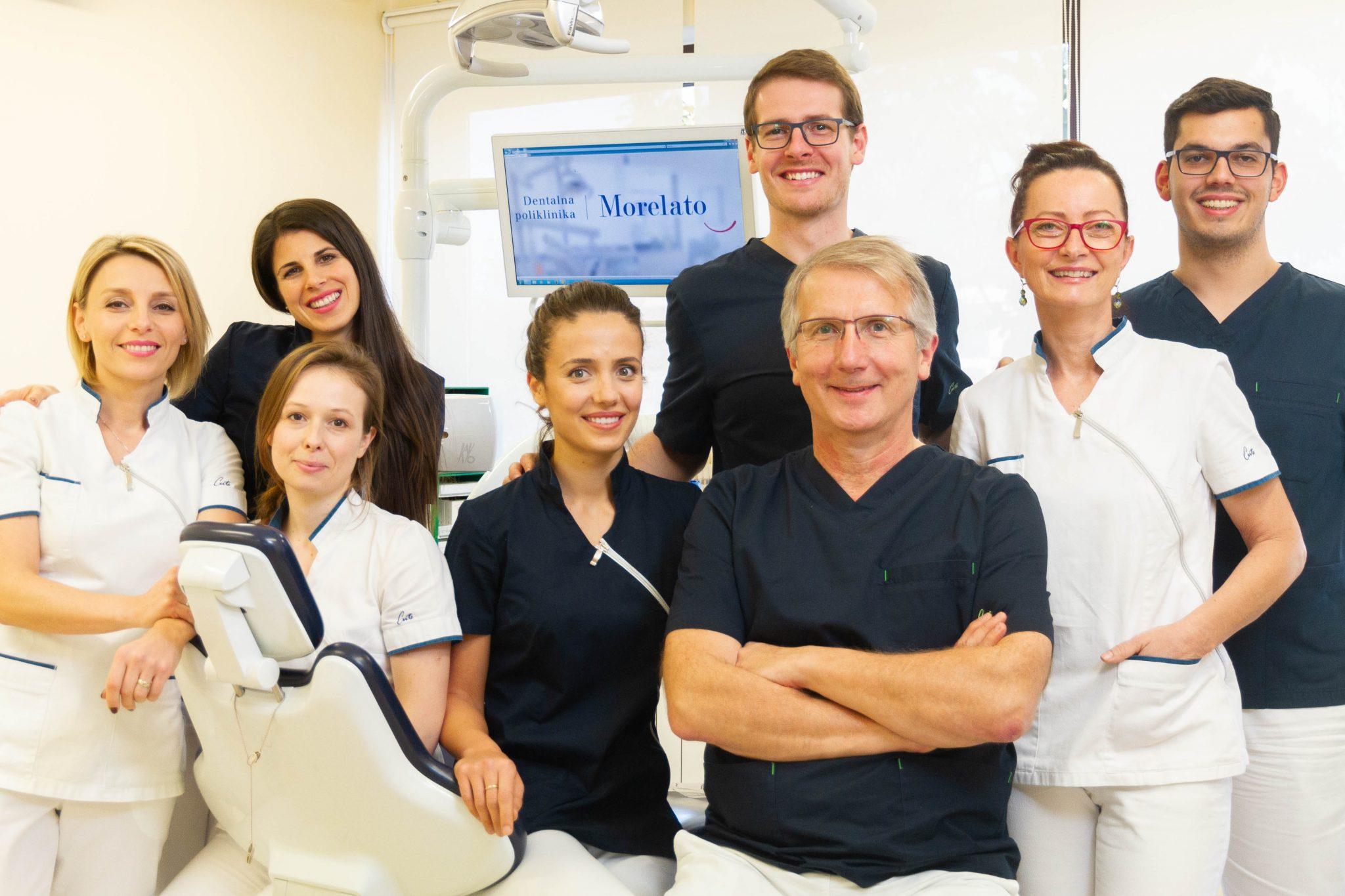 "Dentalna poliklinika ""Morelato"""